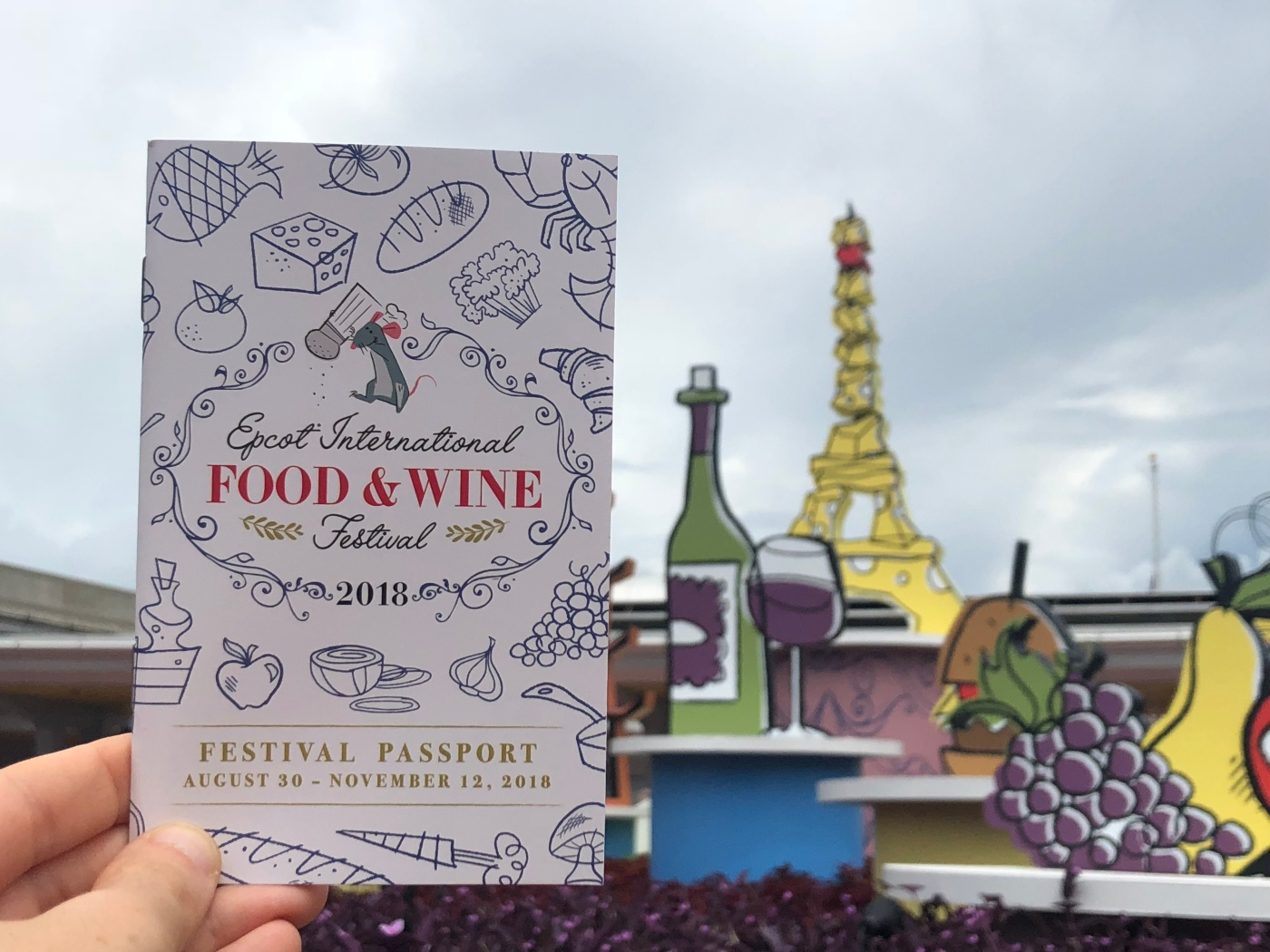 Epcot Food And Wine Festival  Prices